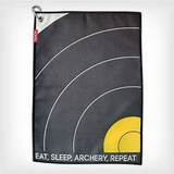Quiver Towels sock 'Eat Sleep Archery Repeat'